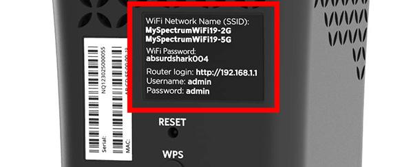 Cách tìm lại mật khẩu wifi trên router