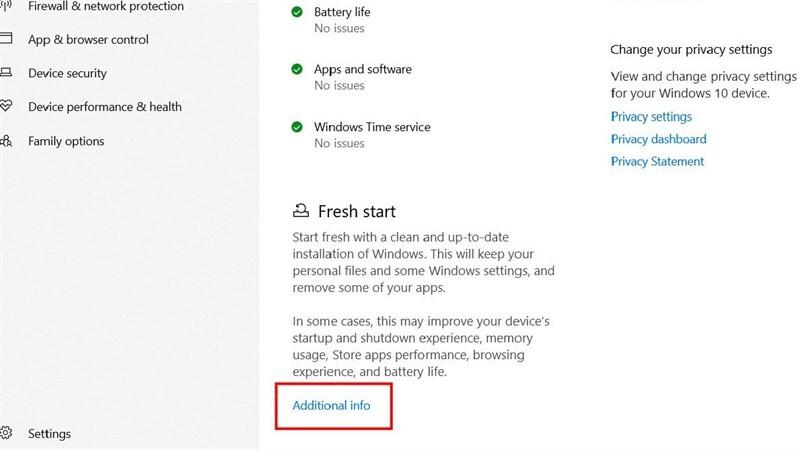 Cách làm sạch sẽ Windows 10 của bạn mà không cần cài thêm ứng dụng nào 3