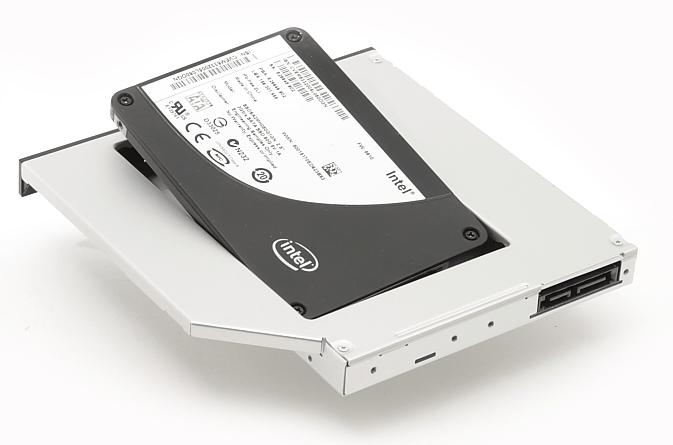 Cách chọn Caddy bay phù hợp cho Laptop. Giúp lắp song song 2 ổ cứng SSD và HDD cho Laptop.