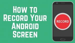 2 cách quay màn hình có âm thanh trên điện thoại Android cực dễ
