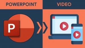 2 cách xuất file Powerpoint sang video nhanh chóng