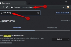 Cách bật chế độ tối Dark Mode trên tất cả các trang web trên Google Chorme