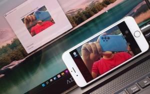 Cách biến điện thoại Android/iOS thành webcam