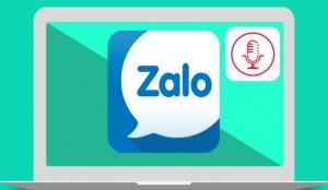 Cách ghi âm cuộc gọi Zalo trên điện thoại và máy tính siêu đơn giản