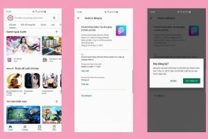 Cách hủy đăng kí ứng dụng trên Google Play