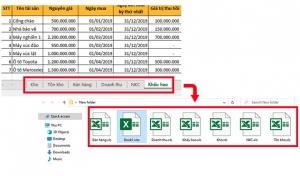 Hướng dẫn tách các Sheet thành từng file Excel riêng biệt