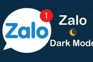Hướng dẫn tạo Dark Mode cho Zalo Phiên Bản Chat Web Trên Máy Tính