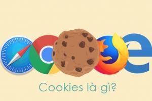 Hướng dẫn xóa Cookies và Cache trên trình duyệt Internet