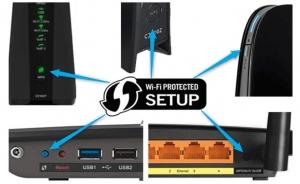 Nút WPS trên router có tác dụng gì?
