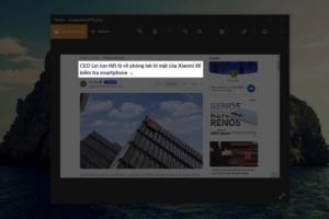 Thủ thuật copy chữ từ file ảnh trên Windows 10