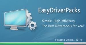 WanDriver 7 (Easy DriverPacks) Tiếng Anh – bộ Driver Full cho Windows