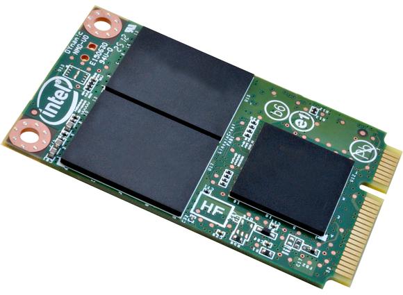Các chip nhớ được gắn trên bo mạch